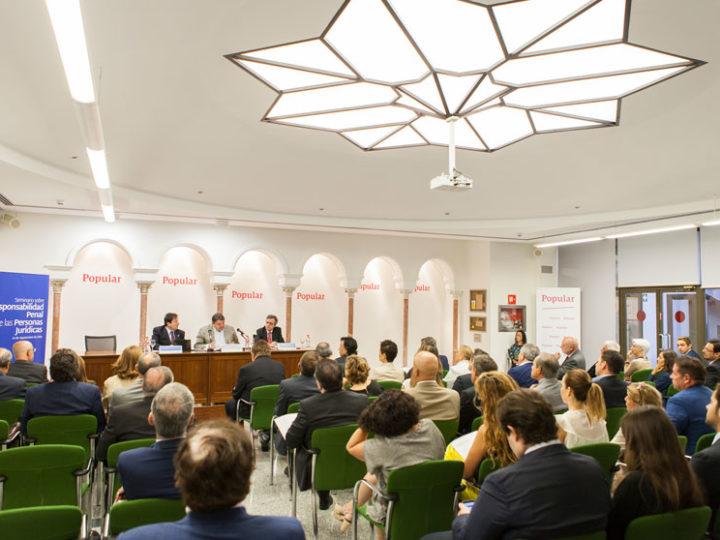 Seminario sobre Responsabilidad Penal de las Personas Jurídicas